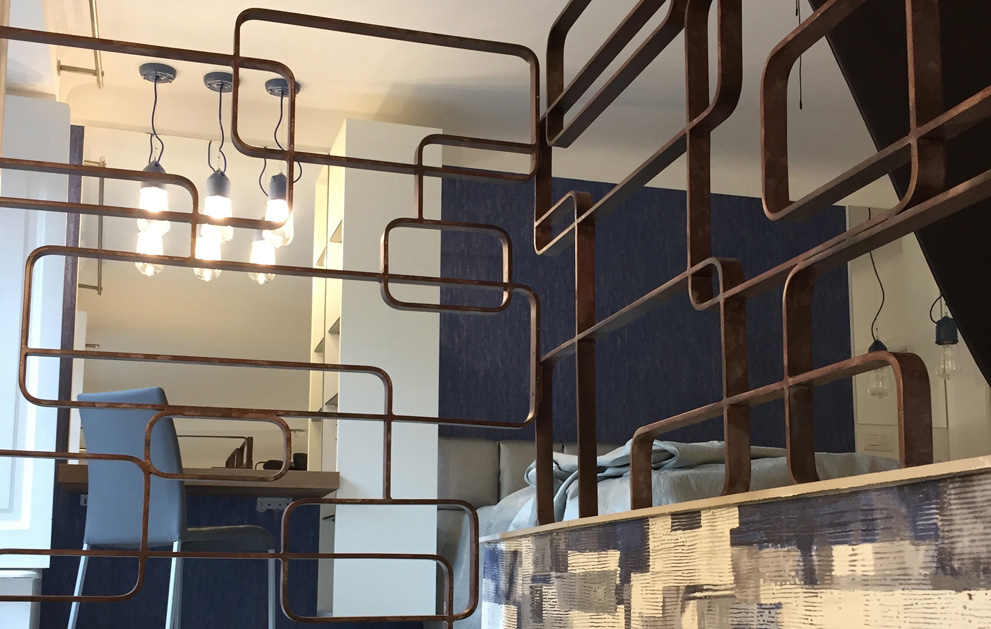 Carpenteria artistica scale interni